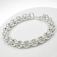 Silberarmband  Silberarmbänder - Schmuckmetropole
