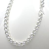 Silber halskette  Halsketten und Colliers - Schmuckmetropole