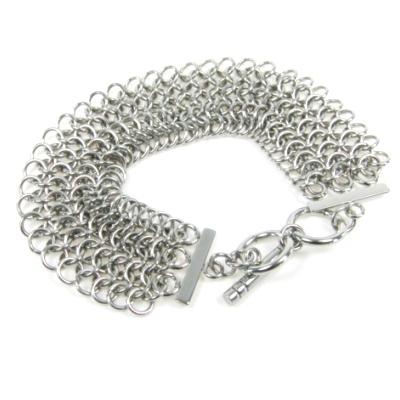 Ketten armband  Filigranes Damenarmband Kettenarmband breit - Schmuckmetropole